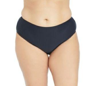 ST JOHN'S BAY Hipster Swimsuit Bottoms PLUS